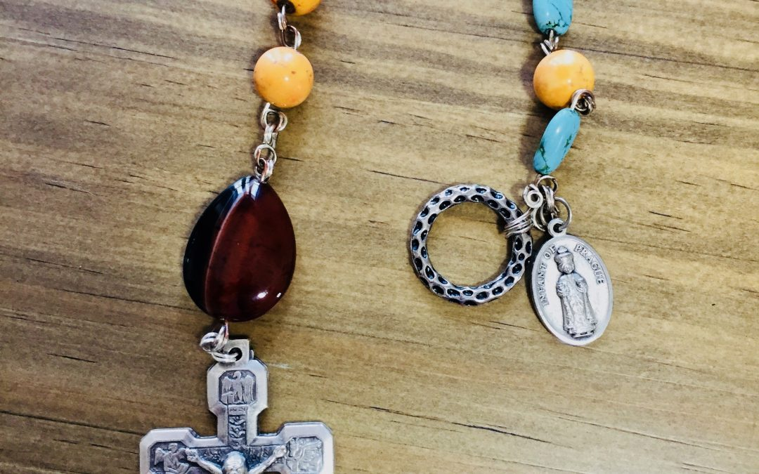 Pastor Tim's Story: Sister Ruby & the Power of the Most Holy Rosary