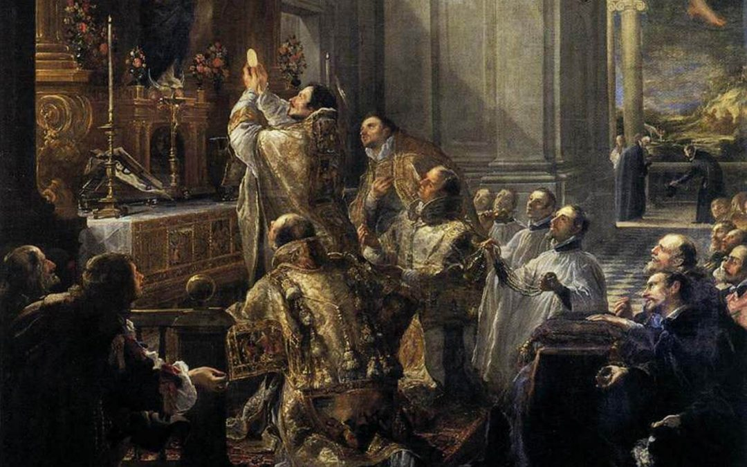 The Daily Dose: Traditional Latin Tridentine and Novus Ordo New Year Updates
