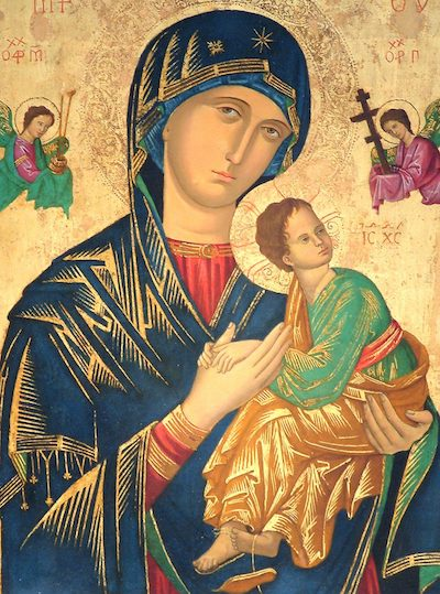 Our Lady Pray for Us!
