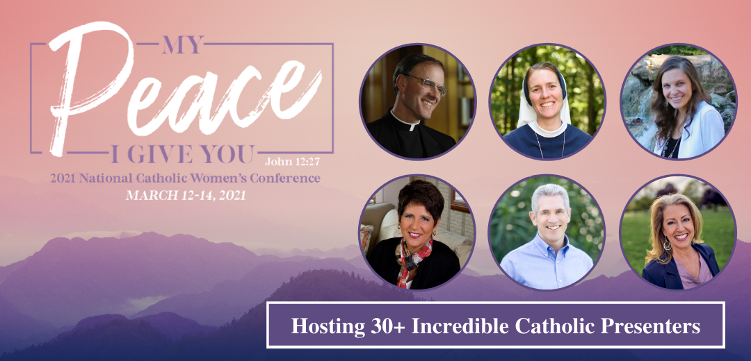 Women's Conference in March for Catholic Women