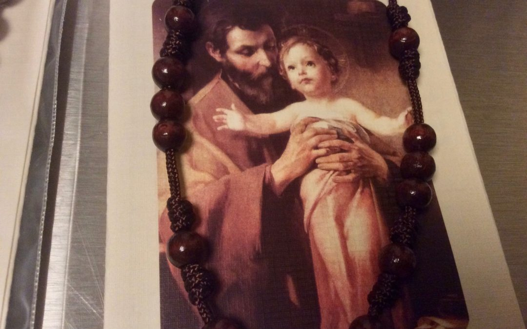 New Saint Joseph Chaplet by Daughters of Mary Press